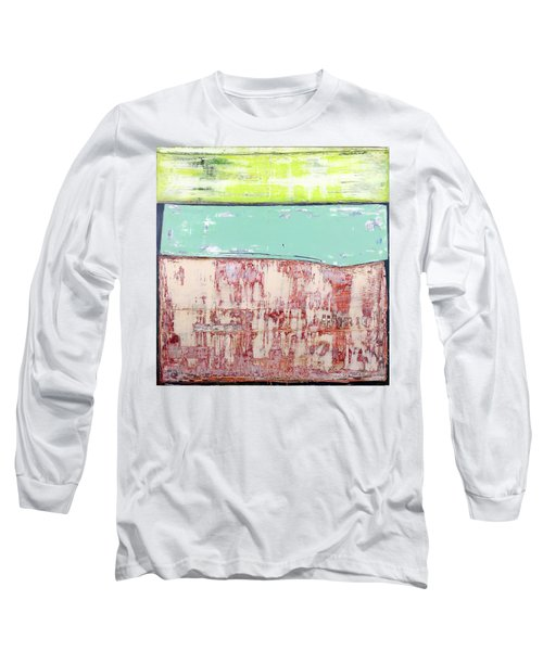 Art Print Abstract 19 Long Sleeve T-Shirt
