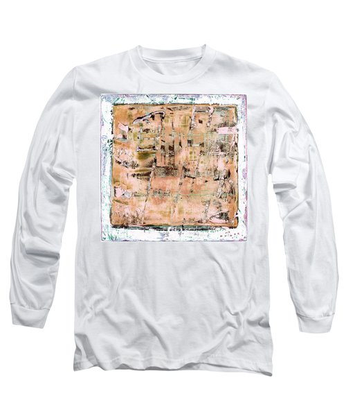 Art Print California 02 Long Sleeve T-Shirt