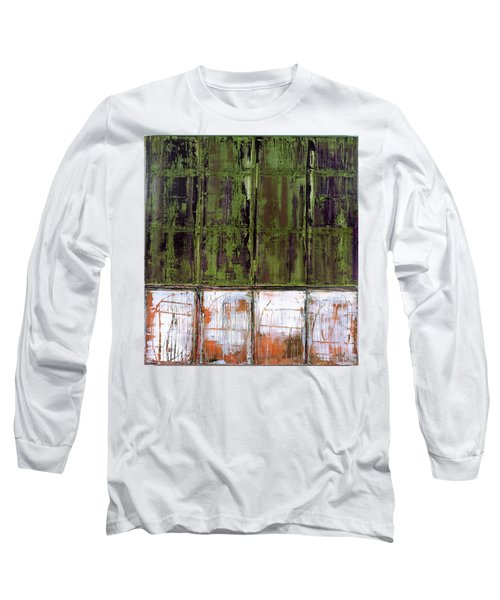 Art Print Matchday Long Sleeve T-Shirt