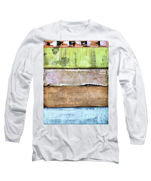 Art Print Sierra 4 Long Sleeve T-Shirt
