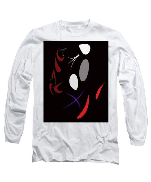 Art_0017 Long Sleeve T-Shirt