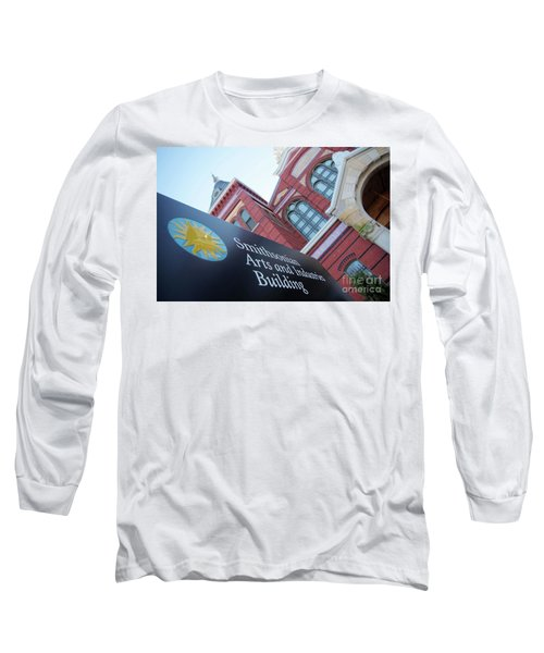 Arts And Industry Museum  Long Sleeve T-Shirt