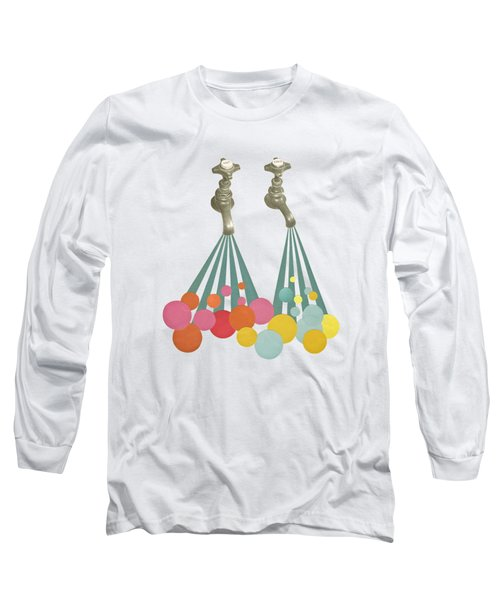 Soapsuds Long Sleeve T-Shirt
