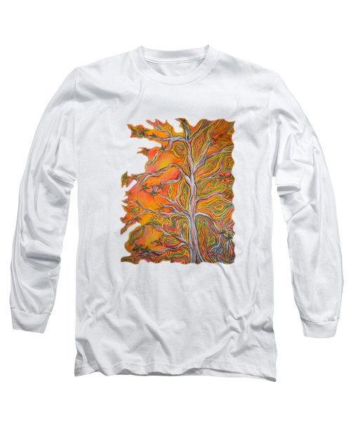 Nature's Energy Long Sleeve T-Shirt