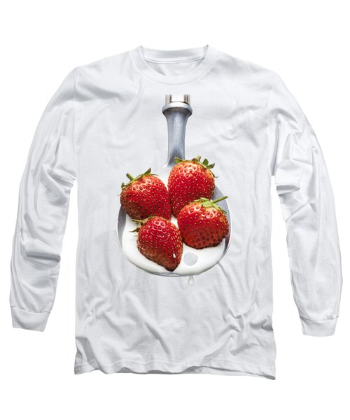 Good Enough To Eat Long Sleeve T-Shirt by Jon Delorme