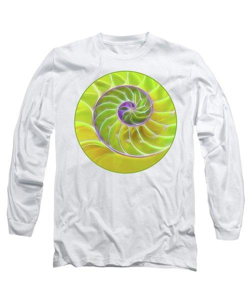 Fresh Spiral Long Sleeve T-Shirt