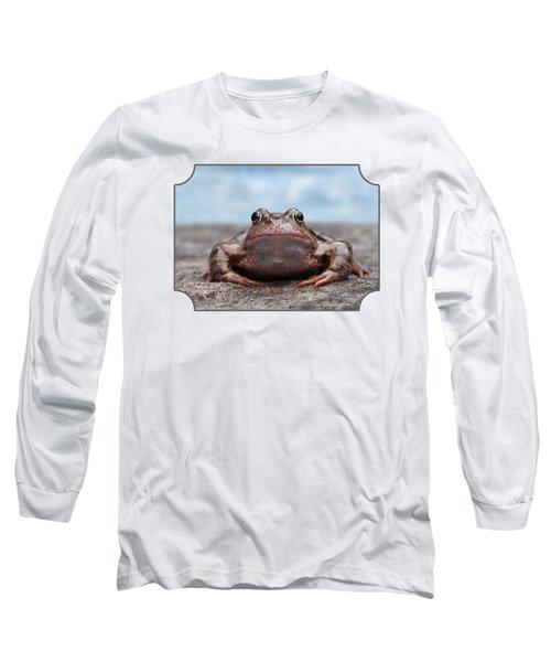 Leaving Home Long Sleeve T-Shirt