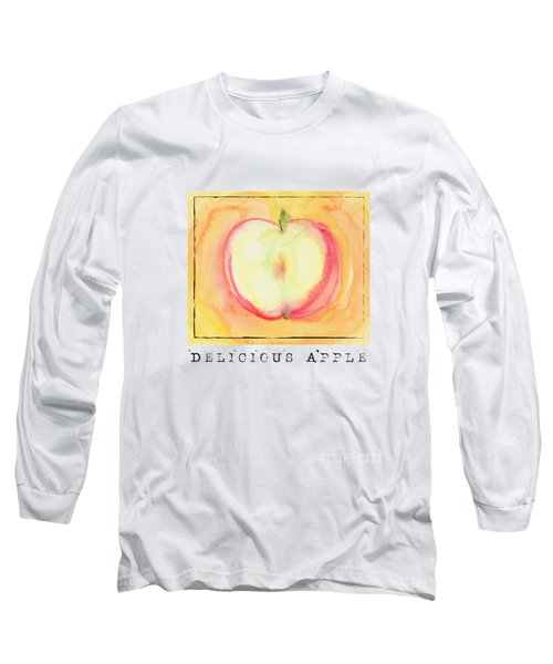 Delicious Apple Long Sleeve T-Shirt