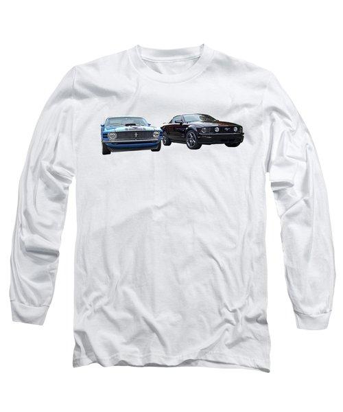 Mustang Buddies Long Sleeve T-Shirt