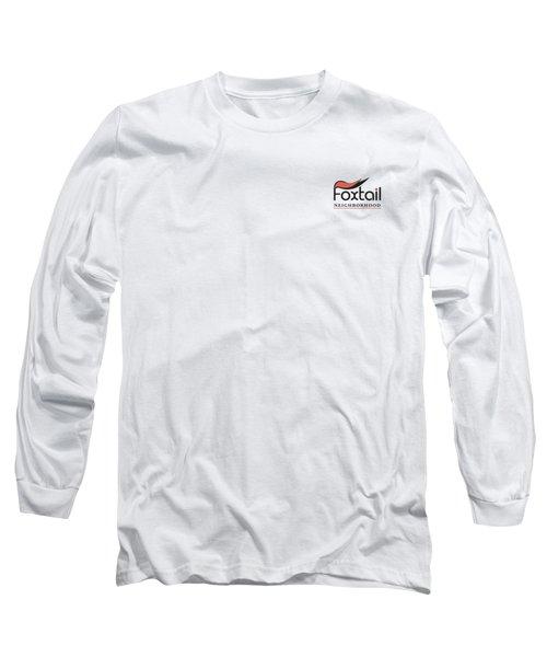 Foxtail Logo Long Sleeve T-Shirt