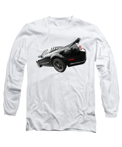 Have Wings Can Fly - Roush Mustang Long Sleeve T-Shirt