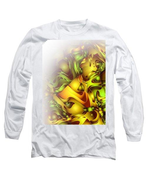 The Sweet Fantasy Long Sleeve T-Shirt by Moustafa Al Hatter