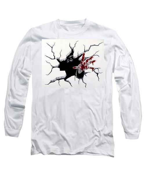 The Demon Inside Long Sleeve T-Shirt