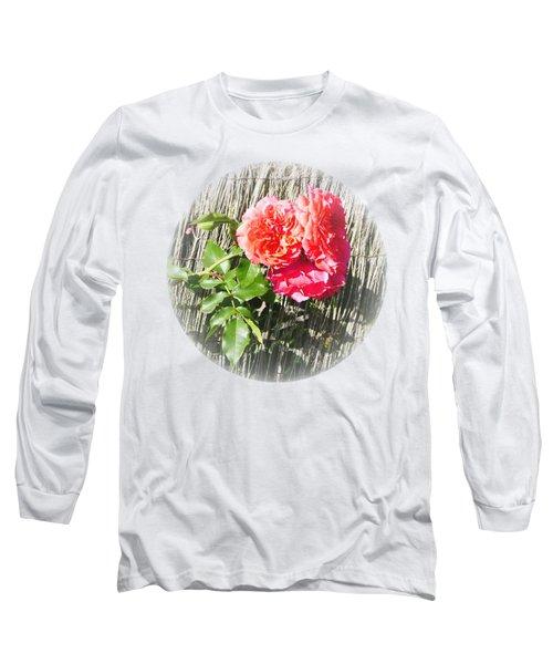 Floral Escape Long Sleeve T-Shirt