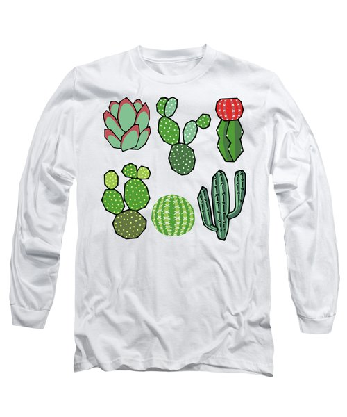 Cacti Long Sleeve T-Shirt