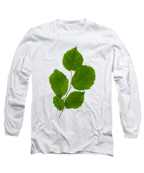 Beaked Hazel Long Sleeve T-Shirt