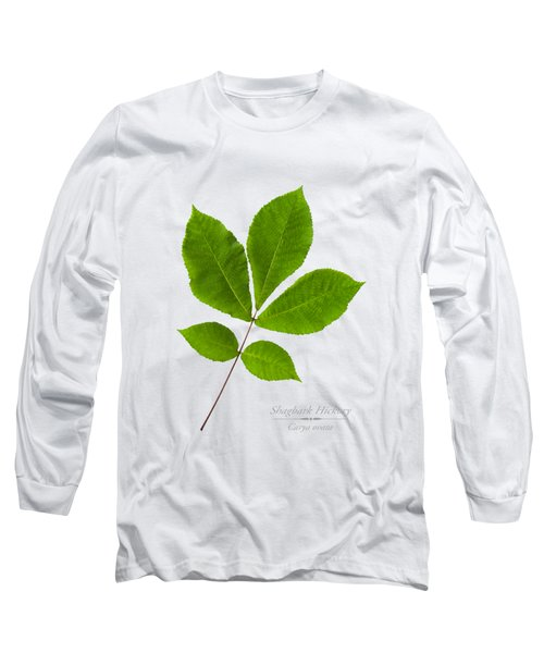 Shagbark Hickory Long Sleeve T-Shirt