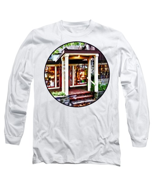 New Hope Pa - Craft Shop Long Sleeve T-Shirt