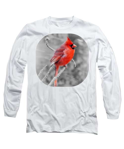 Frosted - Winter Long Sleeve T-Shirt