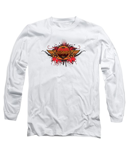 Reunion Island Long Sleeve T-Shirt