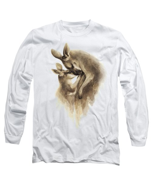 Strong Bond Long Sleeve T-Shirt by Elisa Sbingu