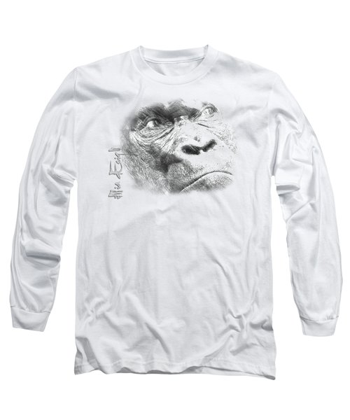 Big Gorilla Long Sleeve T-Shirt