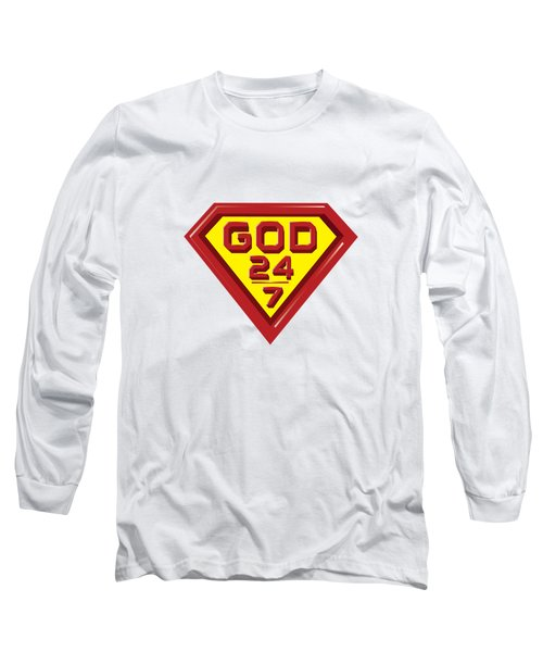 3 D Red/yellow Designer Design Long Sleeve T-Shirt