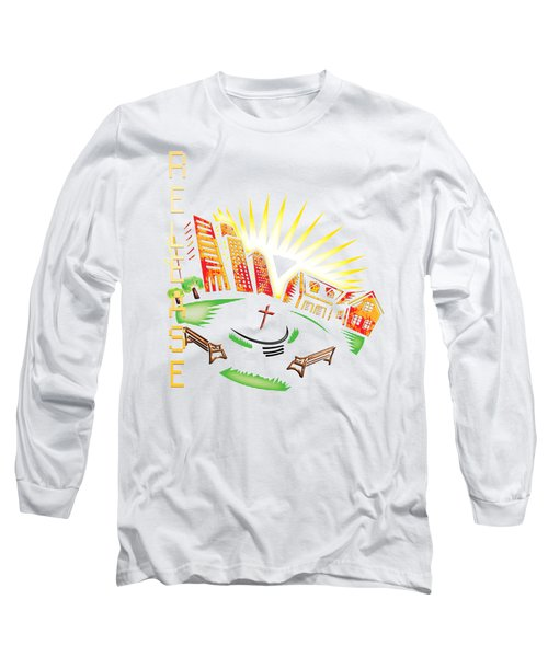 Matthieu 8 20 Long Sleeve T-Shirt