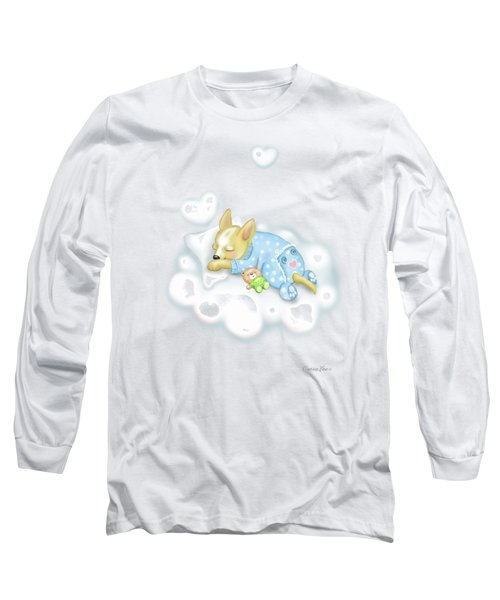 Chihuahua Zoe Baby Long Sleeve T-Shirt
