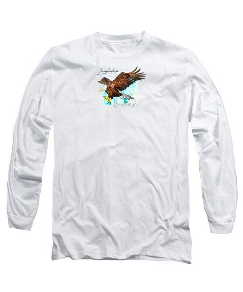 Renewed Like The Eagle's Long Sleeve T-Shirt