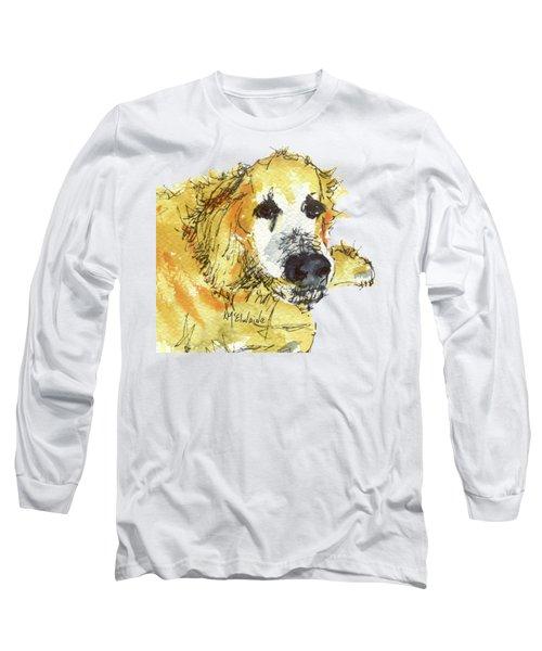 Cinders Chief Dog Long Sleeve T-Shirt