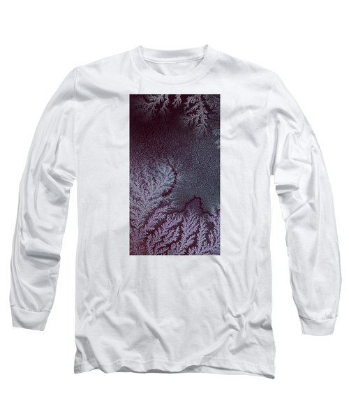 Ammonium Chloride Crystal Long Sleeve T-Shirt
