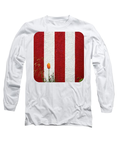 Temple Wall Long Sleeve T-Shirt