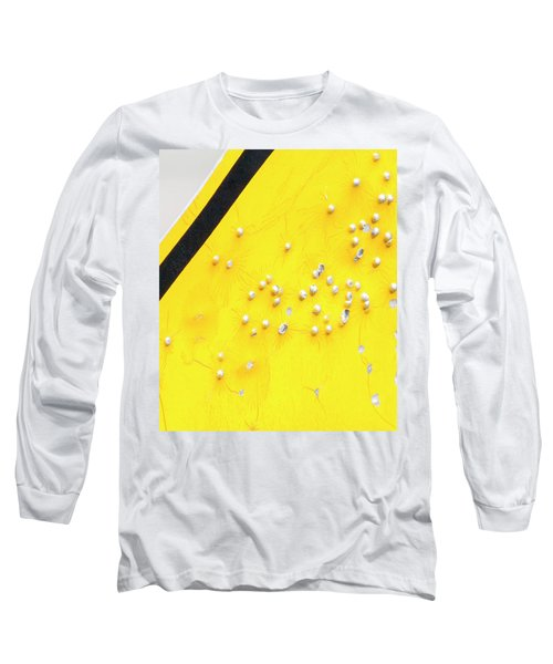 That's Not Braille Long Sleeve T-Shirt by Bill Kesler