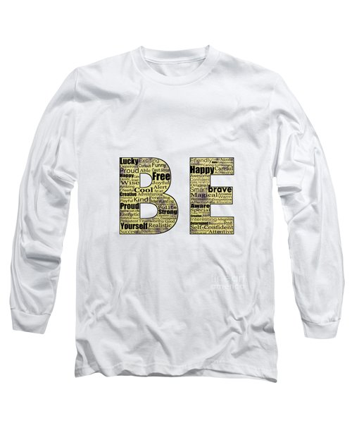 Be Inspired Long Sleeve T-Shirt