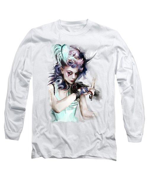 Emilie Autumn Long Sleeve T-Shirt