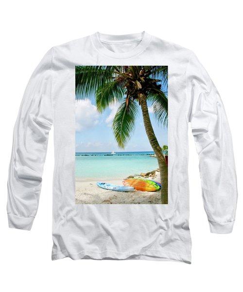 Aruban Oasis Long Sleeve T-Shirt