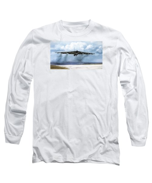 Ascension Long Sleeve T-Shirt by Peter Chilelli