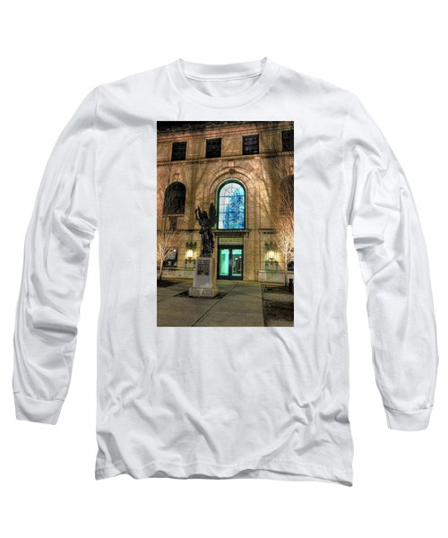 Asheville Art Museum Long Sleeve T-Shirt