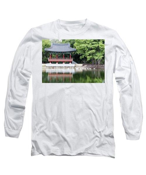 Asian Theater Long Sleeve T-Shirt