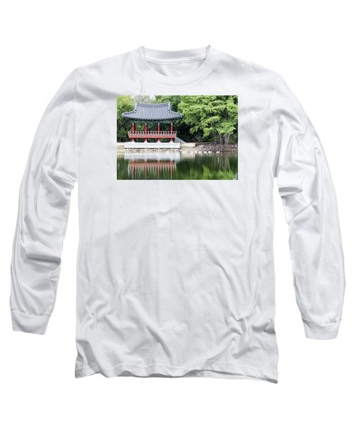 Asian Theater Long Sleeve T-Shirt