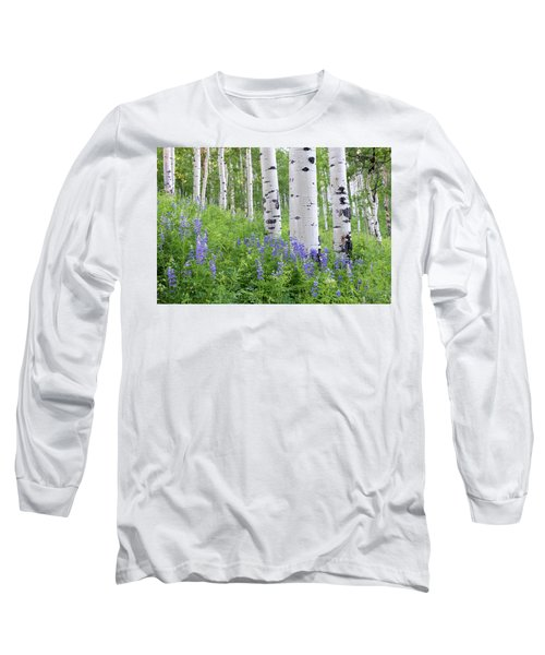 Aspen And Lupine Long Sleeve T-Shirt