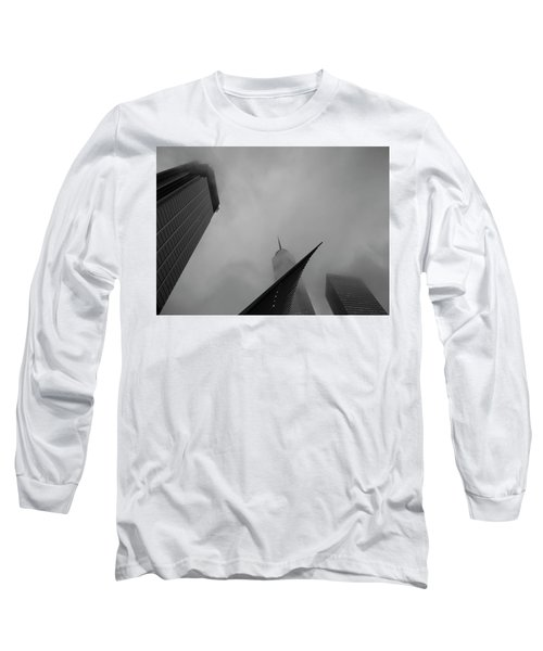 Long Sleeve T-Shirt featuring the photograph Aspire by Alex Lapidus