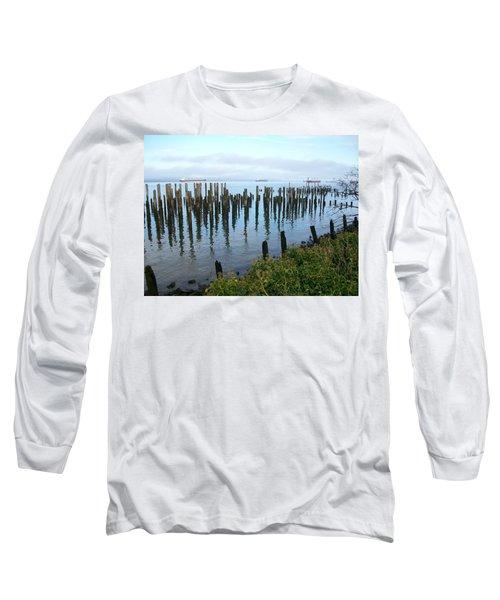 Astoria Ships  Long Sleeve T-Shirt