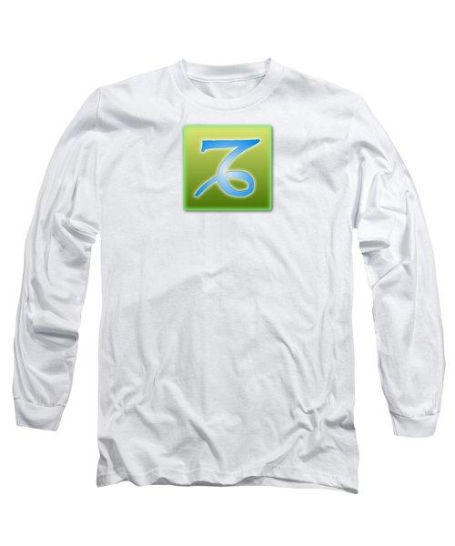 Capricorn Sun Sign Astrology  Long Sleeve T-Shirt