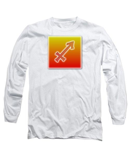 Sagittarius Sun Sign Astrology  Long Sleeve T-Shirt