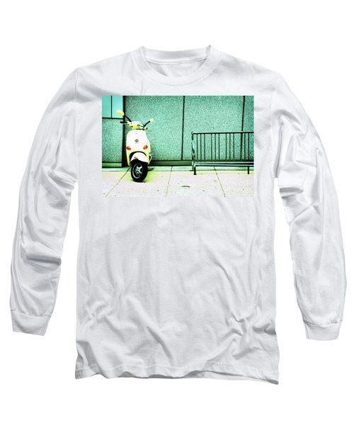 At Lunch Long Sleeve T-Shirt