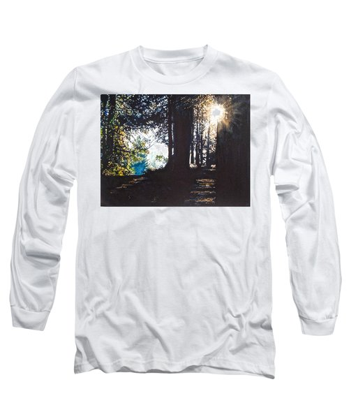 At Sunset Long Sleeve T-Shirt