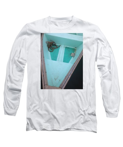 At The Dock Long Sleeve T-Shirt by Olivier Calas