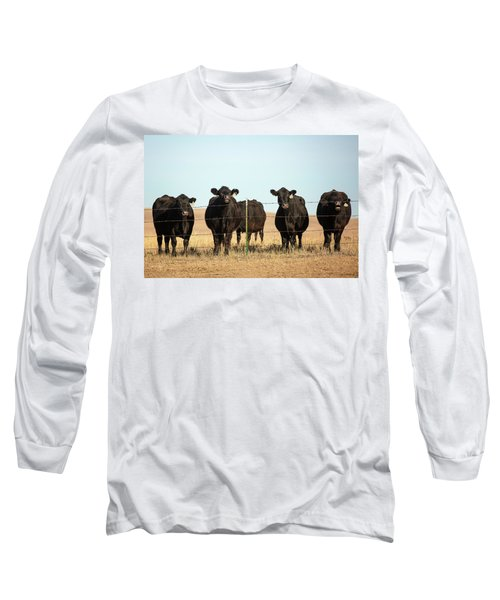 At The Fence Long Sleeve T-Shirt